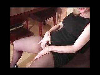Nina hartley pantyhose tease flv