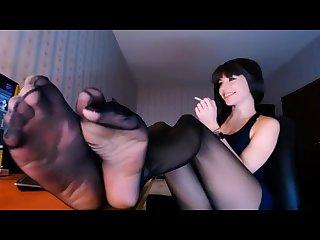 Feetfundoll camgirl 10