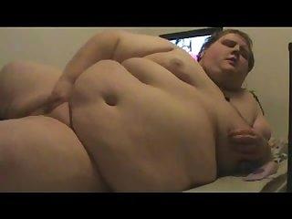 Chubby cum