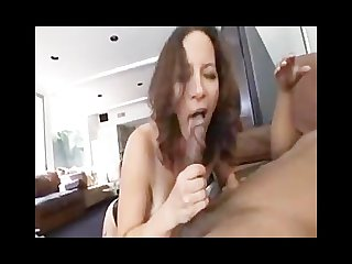 Melissa Monet banged hard by garter