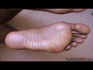 Onyx size 13 feet pink lingerie feet measure