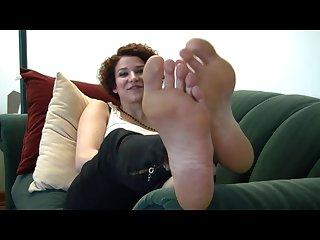 Dick stiffening soles pt 6