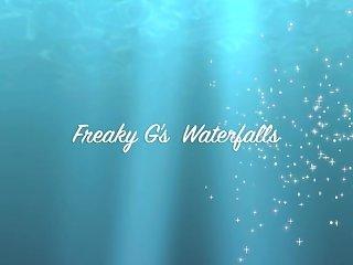 Freaky G S Waterfalls