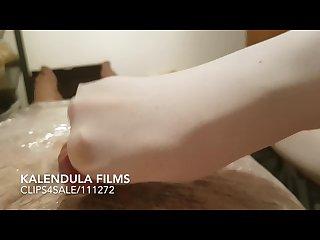 Pantyhose femdom teen ruined orgasm