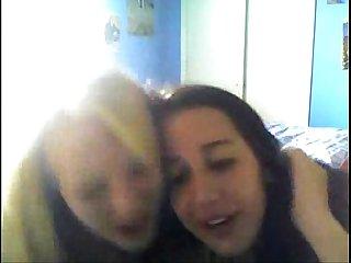 Lesbianas comiendose enteras vi