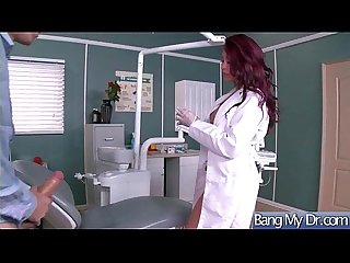 Sex Adventures On Tape With Doctor And Horny Patient (Monique Alexander) vid-18