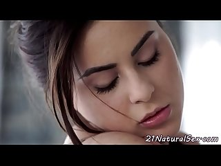BBC loving eurobabe sucks and fucks dick