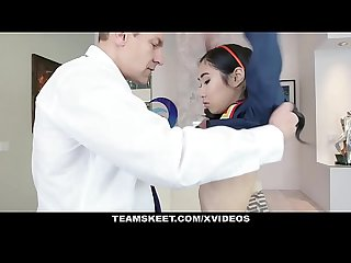 ExxxtraSmall - Hide and Seek With Hot Petite Asian Eva Yi