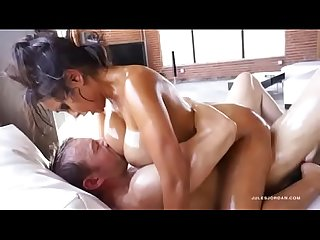Priya rai oiled up titfucking cumshot scene