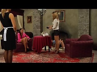 Lesbian slave training and punishment in on consignment movie