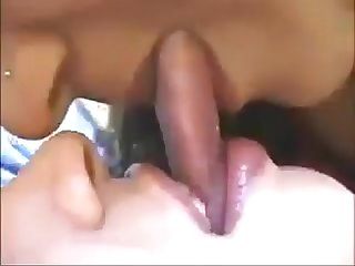 Indian lesbian girls kissing madly