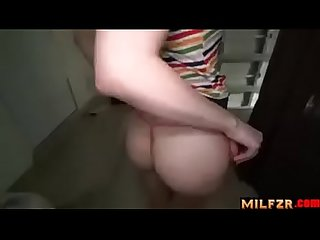 sister wants to check out my huge cock