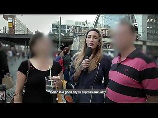 Hitzefrei german couple from street fuck on camera