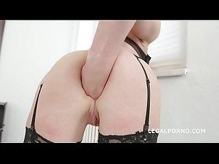 Welcome to Porn with DAP breaking for cum gargling slut Liberta Black
