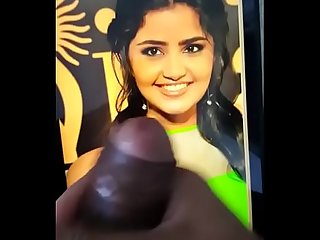Anupama cum tribute with loud Moaning