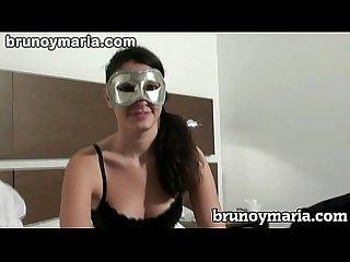 Bruno y Maria venus una Chica espaola exhuberante follada y meandose toda
