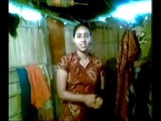 Bangla Desi village girl mukta shy to friend as lesbian act