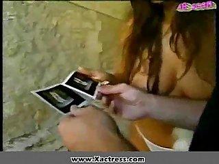 Arcuri stolen sex tape