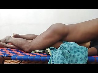 Horny hot sexy dhanam cheating bhabhi getting fucking husband friend with audio
