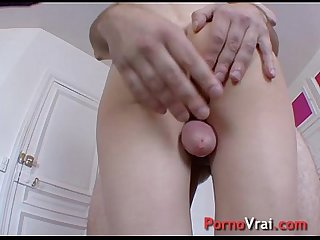 Incredibles orgasms. One time I had seven! French amateur