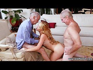 Old man bus frannkie and the gang tag team a door to door saleswoman