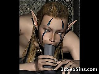 Aliens fuck 3d babes excl