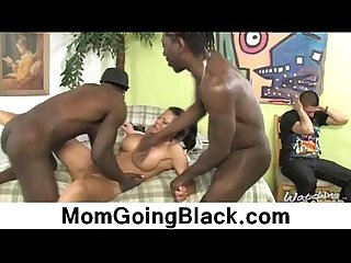 Watching My Mommy Go Black Teri Weigel 5