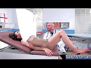 Sex adventures between doctor and horny patient lpar cytherea rpar vid 09