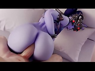 Widowmaker Overwatch compilation 2 hentai 3d porn games