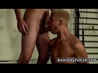 Hot boy gay young bondage Twink deacon might have thought he was