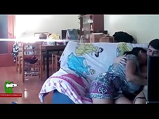 They stop playing videogames on the couch for playing with their bodies ADR0053