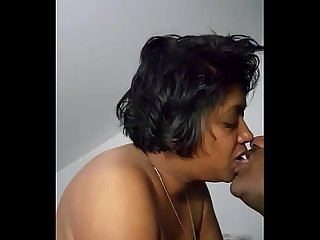 Mature desi indian couple romance with loud moaning indianhiddencams com
