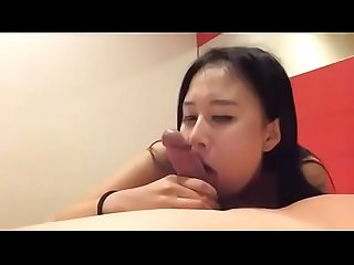 Chinese amateur blows cock - mywebcamfantasy.com