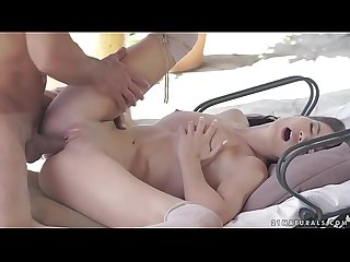 Lovenia Lux enjoys sensual deep fuck