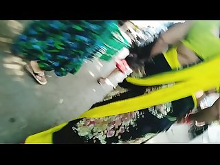 NORTH INDIAN SLUT MANISHA CURVY WAIST SHOW 2