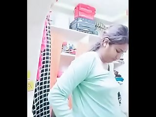 Swathi naidu nude while changing dress part-3