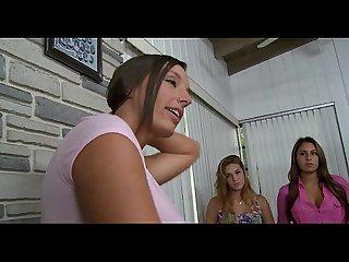 Stripped girls lesbian