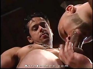 Muscled latino hunks francois sagat and rafael alencar hot anal