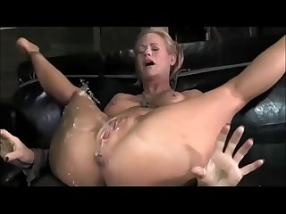 Blonde milf brutally fucked by BBC!!! -Punishland.com