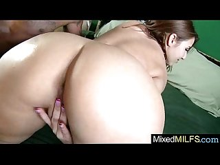 Mixed Sex With Black Huge Dick Ride By Hot Mature Lady (lexxi lockhart) clip-17