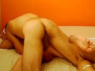DiCKAddikt homemade bareback white bottom getting fucked. No 1 of series. Getting..