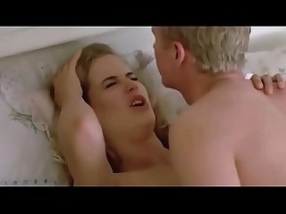 Kelly Preston with a small boy