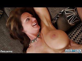Busty milf pornstar gets arse fucked