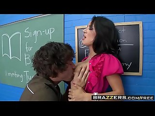 Big Tits at School - (Franceska Jaimes, Xander Corvus) - Spanish Teacher Loving -..