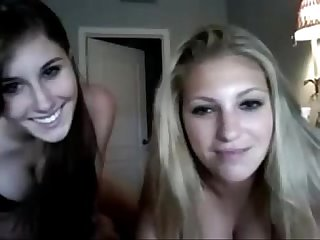 The 2 hottest girls of my class on webcam www xcamgirls me