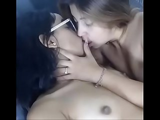 Indian nri girl lesbian sex with white girl