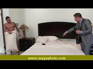 Hot gay men anal sex fucking 3