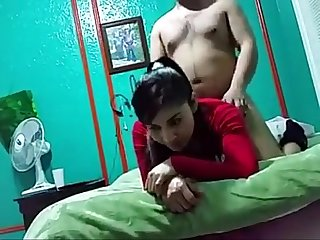 Indian girl fucked by daddy s best friend doggy style
