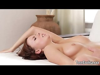 Young girl creampie