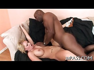 I love interracial